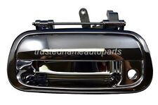 Chrome Finish fits Toyota Tundra Outside Exterior Tail Gate Tailgate Handle