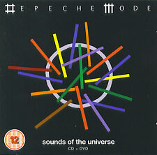 Depeche Mode : Sounds Of The Universe (CD + DVD)
