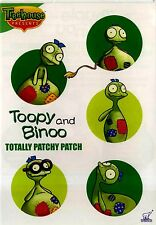 NEW   DVD // TREEHOUSE // TOOPY & and BINOO // TOTALLY PATCHY PATCH // 90 min