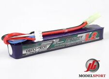 Nano-Tech 1200mah 3 CELLE Airsoft Lipo Battery Pack 11.1v 25 - 50 C