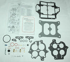 """1964 65 CARB KIT OLDSMOBILE ROCHESTER 4GC 4JET  330"""" ENGINE DOES 6 DIFF MODELS"""