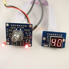DC 5V-12V Digital Potentiometer Volume Control Board Audio Encoder Switch Module