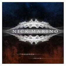 Nick Marino Freedom Has No Price CD NEW SEALED 2010 Rising Force