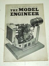 MODEL ENGINEER #2664 VOL 106, JUNE 12TH 1952