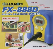 Hakko FX888D-29BY / FX-888D Digital Soldering Station Electronics/Hobby/RC Cars