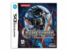 Castlevania: order of ecclesia (Nintendo DS, 2009) brand new factory sealed