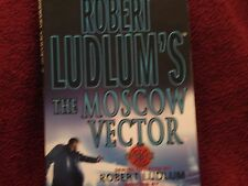 Covert-One Se. The Moscow Vector  by Patrick Larkin and Robert Ludlum 2005, PB