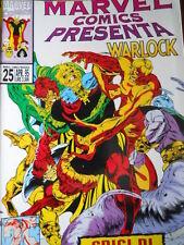 Warlock Marvel Presenta n°25 1997 ed. Marvel Italia  [G.155]