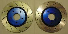 Pro Concept FRONT 2pc. Brake Disc Rotor PAIR for Nissan Skyline R34 GT-T RB25DET
