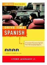 Drive Time: Spanish (CD): Learn Spanish While You Drive (All-Audio Courses) by