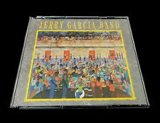 Jerry Garcia Band CD Live 1990 JGB 2-CD Set 1991 Arista J.G.B. Grateful Dead