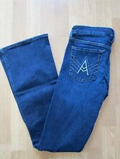 For All 7 Man Kind A Pocket Flare Jeans Pants Size 29