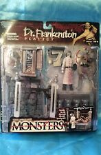 1998 McFarlane Toys Monsters Series 2 Dr. Frankenstein Play Set - New in Package
