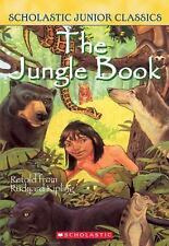 The Jungle Book (Scholastic Junior Classics)-ExLibrary