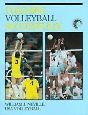 Coaching Volleyball Successfully, Neville, William J., United States Volleyball