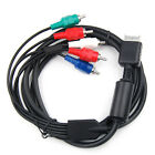 HD Component AV Audio Video Cable HDTV Lead for the Sony Playstation PS2 PS3