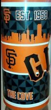 MLB san francisco giants thematic soda can coin metal bank pencil pen holder