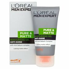 L'Oreal Paris Men Expert Pure & Matte Gel Moisturiser 50ml