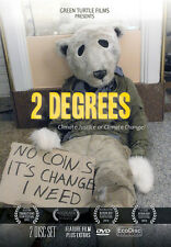 New DVD** TWO (2) DEGREES