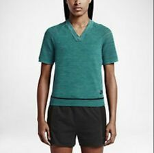 NIKE WOMEN'S TECH KNIT TEE/T-SHIRT SIZE S