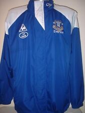 Everton 1st Team Issue Jacket LCS Training L Soccer Shirt Jersey Waterproof