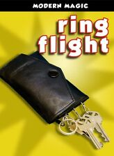 Ring Flight! - A Borrowed Ring Vanishes Only To Reappear On Your KeyChain!