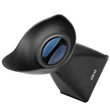 LCD V3 2.8X Lens View Finder Viewer Extender  For Canon 60D 70D 600D 650D Camera