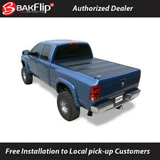 "BAKFlip G2 Hard Folding Tonneau Cover 2002-2016 DODGE Ram 1500+ 6'4"" Bed 26203"