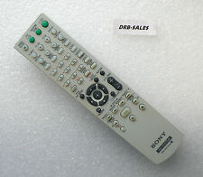 Genuine SONY HCD-HDX466 HCD-HDZ235 Remote Control RM-ADU005 - Fast Dispatch