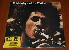 BOB MARLEY AND THE WAILERS CATCH A FIRE LP *RARE* BTB REMASTERED VINYL 180g New