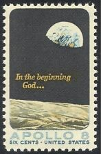 "USA 1969 ""APOLLO 8""/Space Flight/luna/TERRA/astronauti/trasporto 1v (n42940)"