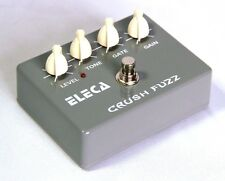 Eleca Crush Fuzz Effect Pedal