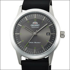 Orient Sentinel Automatic + Hand Winding Watch, Grey Dial, 40.5mm Case #AC05004K