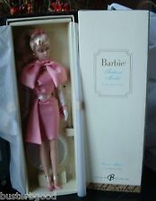 BARBIE GOLD LABEL MOVIE MIXER SILKSTONE NRFB BLONDE PINK OUTFIT