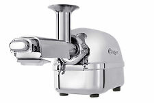 Stampa succo Angel Juicer 8500s CENTRIFUGA automatica professionale in acciaio inox 82 giri al minuto