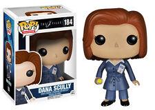 Dana Scully X-Files POP Television Vinyl Figure MIB Funko