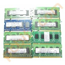Job Lot 250GB (500 x 512MB) DDR2 Mixed Brand Laptop Memory RAM