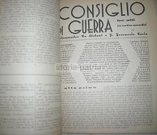 SICILIA_PALERMO_TEATRO_PIRANDELLO_CERIO_DE STEFANI_ARMO'_HERCZEG_RADIOTEATRO_'37