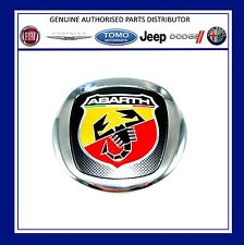 New Genuine Fiat Abarth, Grande Punto Front Grille Badge 735495891