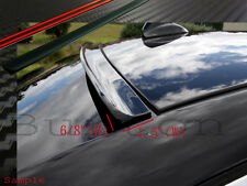 Painted For 1997-2005 98 99 00 01 Buick Park Ave-Rear Window Roof Spoiler(Black)