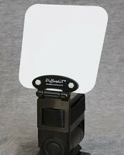 DiffuseiT Flash Reflector / Bounce / Diffuser, Fits all Canon Nikon etc. *NEW*