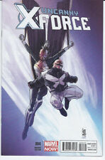 UNCANNY X-FORCE #4 MARVEL NOW CAMUNCOLI 1:50 VARIANT NEAR MINT 1st PRINT