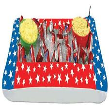 4'5 INFLATABLE JULY 4TH PATRIOTIC BUFFET COOLER PARTY DECORATION BG54683