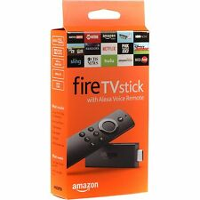 All-New Fire TV Stick with Alexa Voice Remote  Streaming Media Player