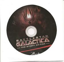 Battlestar Galactica The Story So Far Promo DVD (2006)