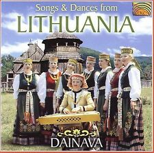 Songs & Dances from Lithuania ~