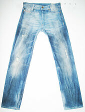 *100%AUTHENTIC DIESEL @ HEEVEN 8TV Slim STRAIGHT LEG FADING Jeans 28 x 32