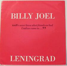 """BILLY JOEL - LENINGRAD  - 7"""" SINGLES  (F826)"""