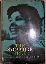 THE SYCAMORE TREE BY CHRISTINE ROSE-BROOKE *FIRST EDITION*