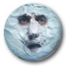 "THE MOON - 25mm 1"" Button Badge -Novelty Cute Mighty Boosh Noel Fielding"